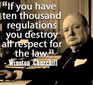Churchill-Respect-Law